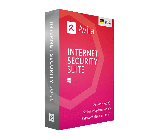 Avira Internet Security Suite, 4 PC, 2 Ani, Reinnoire Licenta