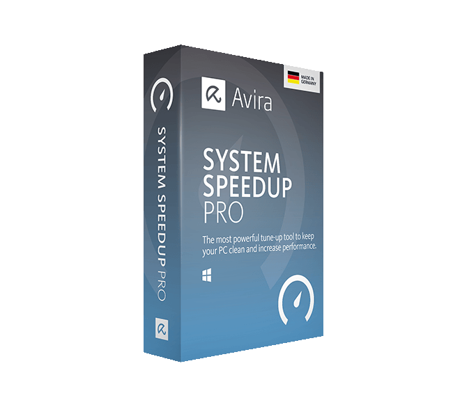 Avira System Speedup PRO, 2 PC, 1 An, Reinnoire Licenta, ASU60/02/012/2PC/RL