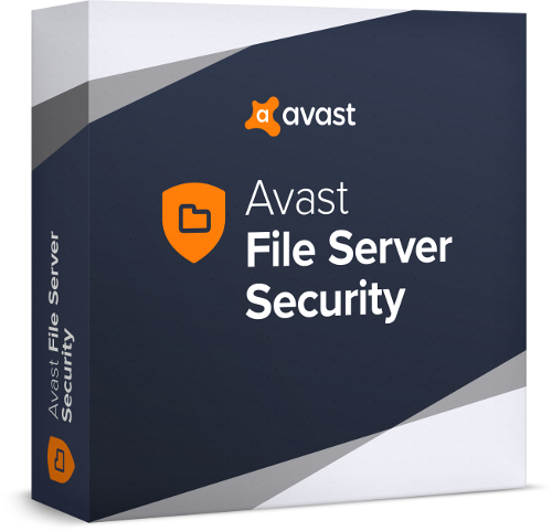 Avast File Server Security - 1 server, 2 Ani, Licenta Noua