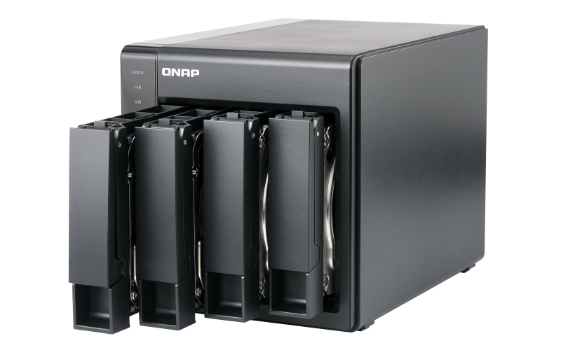 Network Attached Storage QNAP Tower NAS, TS-451+-2G,  TS-451+-2G
