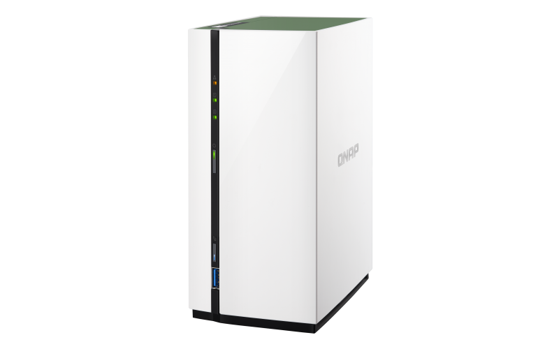 Network Attached Storage QNAP Tower NAS, TS-228A,  TS-228A