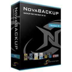 NovaBACKUP PC License, 1 PC, Licenta Noua,  3191001CHL-LN