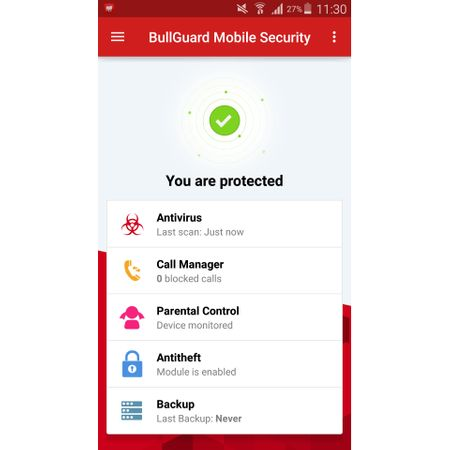 Antivirus BullGuard Internet Security - 3 PC, 1 An, MDL, licenta electronica, Licenta Noua,  ESDBGISM13WW-LN