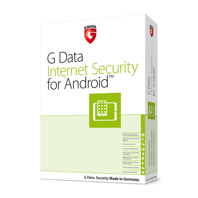 G DATA Mobile Internet Security , 9 licente, 1 An, Licenta Reinnoire