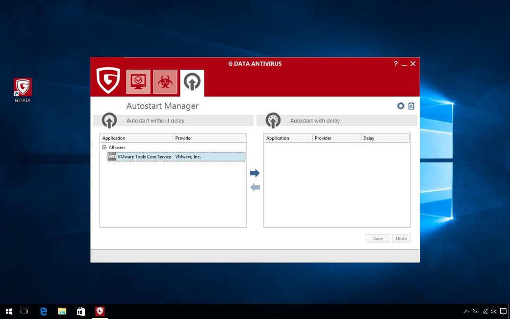 G DATA Internet Security, 8 PC, 1 An, Licenta Noua, C1002ESD12008