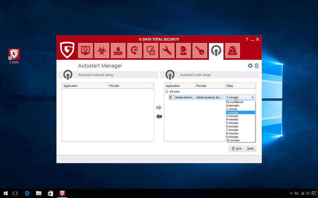 G DATA Total Security, 10 PC, 3 Ani, Licenta Noua