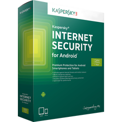 Antivirus Kaspersky Internet Security for Android European Edition, 3 licente, device 1 An, Noua, Electronica, KL1091XCCFS,  KL1091XCCFS