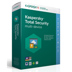 Antivirus Kaspersky Total Security European Edition, 3 licente, 1 cont Kaspersky Passord Manager, 1 cont Kaspersky Safe Kids, 2 Ani, Noua, Electronica, KL1949XCCDS,  KL1949XCCDS